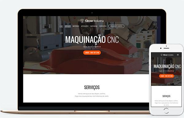 Web Design Braga | Clever Indústria