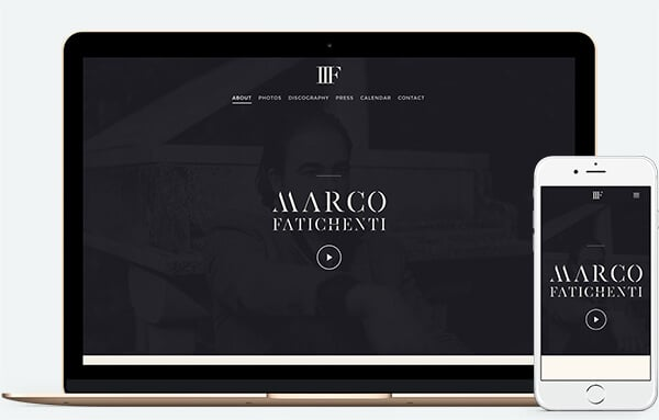 Web Design London | Marco Fatichenti