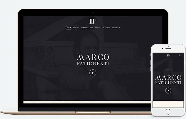 Web Design London | Marco Fatichenti