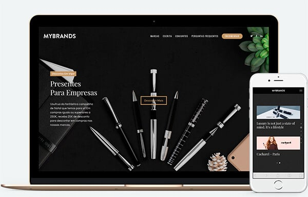 Web Design Porto | MyBrands