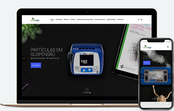 Web Design Braga | Ambergo