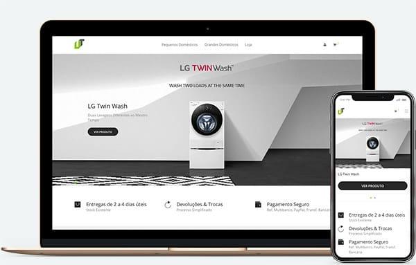 Web Design Porto | Loja Online